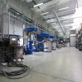Juni 2017: Produktionskapazität erweitert