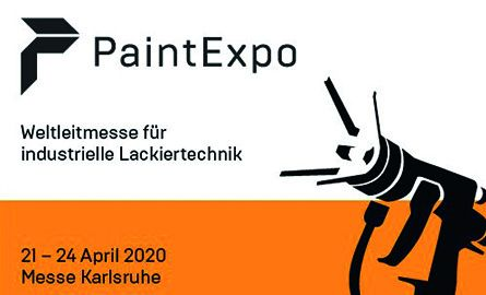 February 2020: Dreisol as an exhibitor at PaintExpo